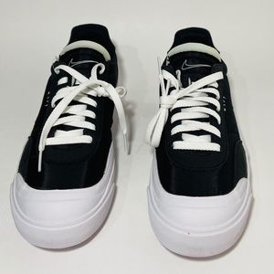 Nike Drop-Type Black White Men's 8.5 & 9.5
